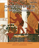 Documents in World History Book