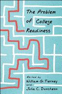 The Problem of College Readiness Pdf/ePub eBook