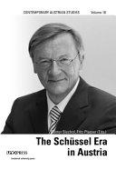 The Schüssel Era in Austria