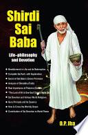 Shirdi Sai Baba Life Book PDF
