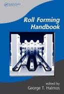 Roll Forming Handbook Pdf/ePub eBook