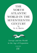 The North Atlantic World in the Seventeenth Century