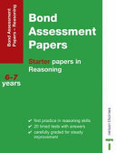 Starter Papers in Reasoning