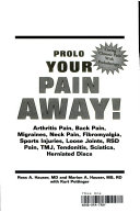 Prolo Your Pain Away Book
