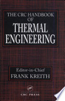 Crc Handbook Of Thermal Engineering Book PDF