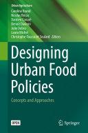 Pdf Designing Urban Food Policies Telecharger