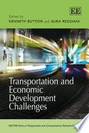 Transportation and Economic Development Challenges Book
