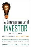 The Entrepreneurial Investor