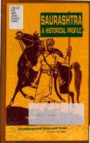 Saurashtra A Historical Profile