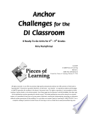 Anchor Challenges for the DI Classroom