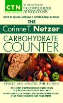The Corinne T  Netzer Carbohydrate Counter