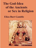 The God idea of the Ancients