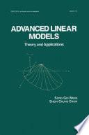 Advanced Linear Models