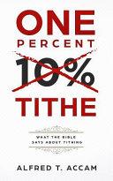 One Tithe