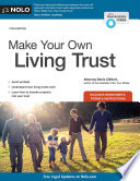 """Make Your Own Living Trust"" by Denis Clifford"
