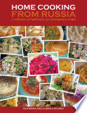 HOME COOKING FROM RUSSIA Book PDF