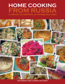HOME COOKING FROM RUSSIA Pdf/ePub eBook