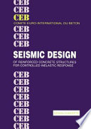Seismic Design of Reinforced Concrete Structures for Controlled Inelastic Response Book
