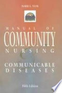 Manual of Community Nursing and Communicable Diseases Book