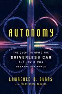 Autonomy Pdf/ePub eBook