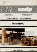 Development Co Operation Uganda Report