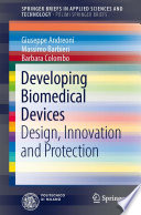 Developing Biomedical Devices