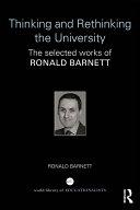 Thinking and Rethinking the University