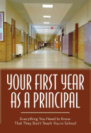 Pdf Your First Year as Principal Telecharger