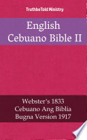 Read Online English Cebuano Bible II For Free