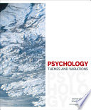 Psychology: Themes and Variations, 5th Canadian Edition
