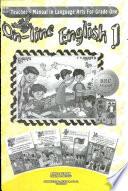 On Line English 1 Tm 2005 Ed