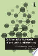 Collaborative Research in the Digital Humanities Book