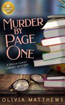 Murder by Page One Pdf/ePub eBook