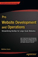 Pro Website Development and Operations