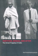 Partition Bengal And After