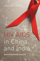 HIV/AIDS in China and India Pdf/ePub eBook