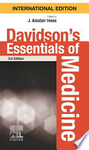 """Davidson's Essentials of Medicine E-Book"" by J. Alastair Innes"