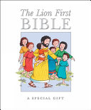 The Lion First Bible (White)