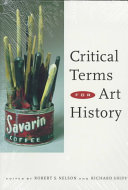 Critical Terms for Art History