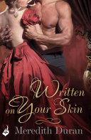 Written On Your Skin ebook