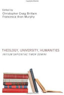 Theology, University, Humanities