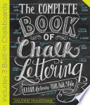 The Complete Book of Chalk Lettering