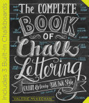 Pdf The Complete Book of Chalk Lettering