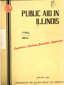 Public Aid in Illinois