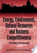Energy  Environment  Natural Resources and Business Competitiveness