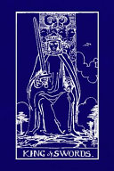 King of Swords  Tarot Card Journal  6 X 9 Inch Matte Softcover Paperback Notebook with 120 Blank Lined Pages