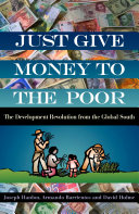 Just Give Money to the Poor
