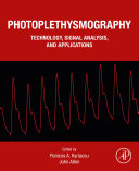 Photoplethysmography Book