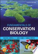 Fundamentals of Conservation Biology