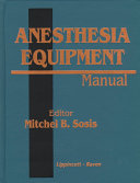 Anesthesia Equipment Manual Book